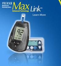 Free Nova Max Link Meter for Medtronic MiniMed Users
