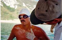 Getting Along Swimmingly, Diabetes Hero, Scott Coleman, Swims