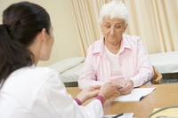 Diagnosed After Sixty: Medication Not Required