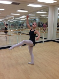 Living With Type 1 Diabetes: Amina's Pas de Deux