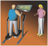 High-Intensity Workouts May Lead to Lower Calorie Intake
