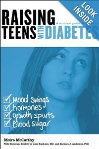Book Review: Raising Teens with Diabetes