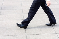 Commuting on Foot Linked to Lower Diabetes Risk