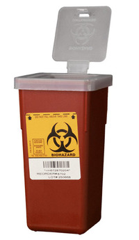 Big Changes Looming in Sharps Disposal Regs