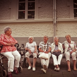 Seniors with More Friends Have Better Preventive Care